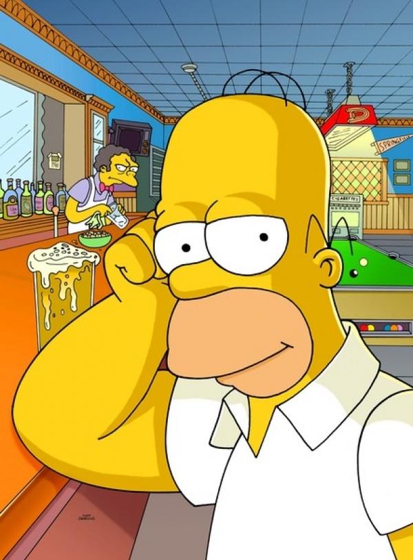 Несколько правил жизни Гомера Симпсона Гомер Симпсон, симпсоны, мудрость, длиннопост