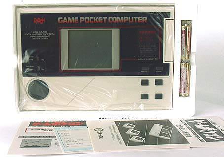 """""""Покекон"""" - неудачливый предшественник Game Boy игры, ретро, 80-е, Компьютерные игры, моё, длиннопост"""