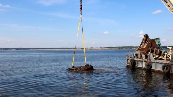 В Чебоксарах обнаружили ВАЗ 21099, пропавший 10 лет назад ДТП, Авария, Находка, Пропавшие без вести, Длиннопост, Видео