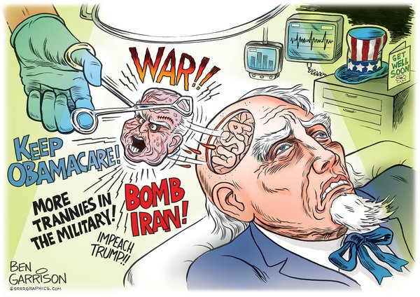 Правильное удаление опухоли у Маккейна