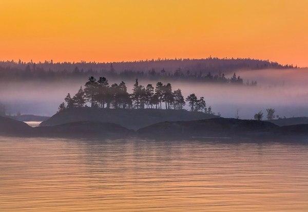 Ладожское озеро Россия, фотография, Природа, Озеро, карелия, надо съездить, пейзаж