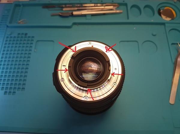 Ремонт sigma 70-300 f4-5.6 dg для nikon sigma, nikon, ремонт, длиннопост, Ремонт техники