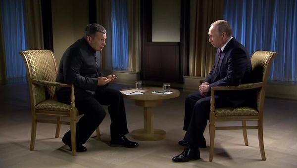 «Очень прямые и жесткие беседы»: Соловьев рассказал о ...