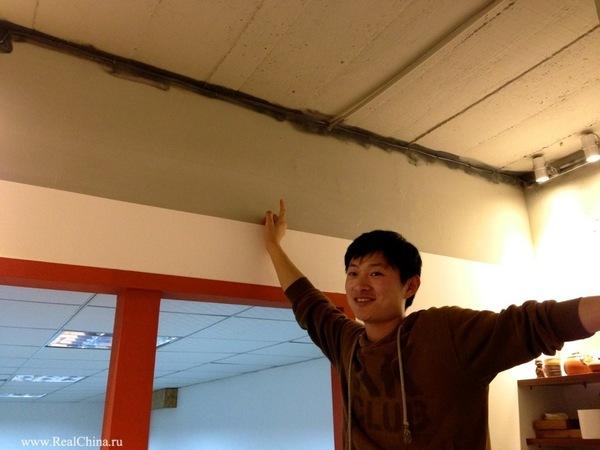 Потолок Китай, электрика, длиннопост, не мое, картинки и текст, Тупость, Такие китайцы