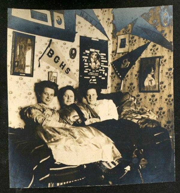 10 ретро-фото. Студенты в общежитиях 100 лет назад, 1900-1910 гг. студенты, общежитие, прошлое, 20 век, Подборка, Интересное, ретро, фотография, длиннопост