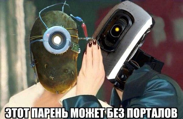 Спидраннер прошел Portal меньше чем за час, не используя порталы! Portal, Спидран, Игры, лига геймеров, видео