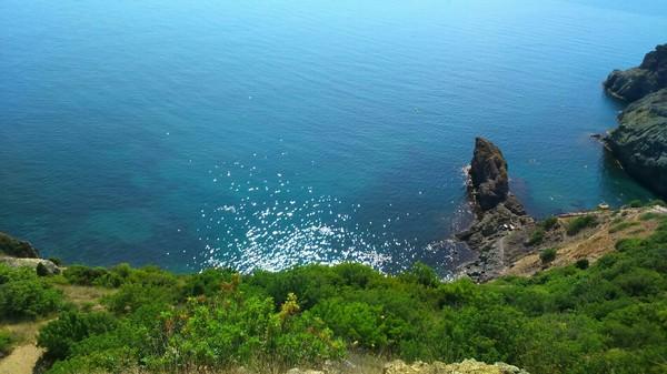 Пейзажи Фиолента Крым, Севастополь, фиолент