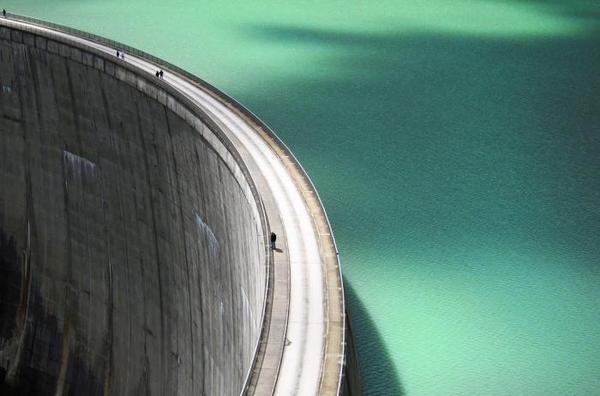 Самые красивые дамбы из разных уголков планеты Дамба, Вода, Красота, Длиннопост