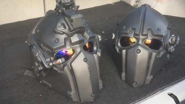 """Тактический шлем """"Devtac Ronin Kevlar"""" технологии, наука, Шлем, Интересное, длиннопост"""