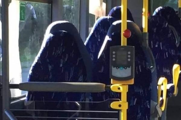 Норвежцы в соцсетях перепутали автобусные кресла с . . . Норвегия, автобусные кресла