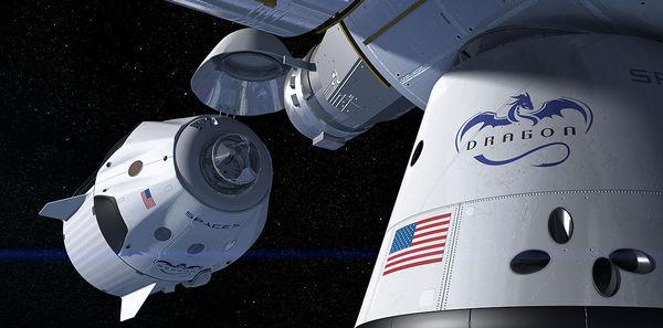 Илон Маск отправит человека в космос в июне 2018 года космос, марс, Илон Маск