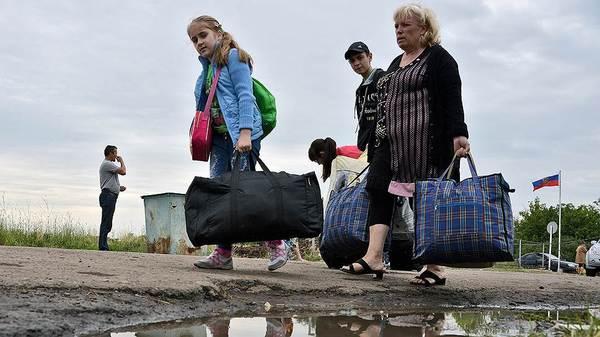 На программу возвращения 660 тыс. беженцев на Донбасс, предполагается потратить 654 тыс. рублей донбасс, россия, украина, война, беженцы, дом, беженцы го хоум
