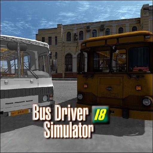 Легендарный автобус Лиаз-677 в нашем автобусном симуляторе. автобус, симулятор, виртуальный мир, виртуальная реальность, видео, длиннопост