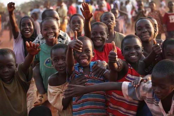 Дикая африка как совокупляются дикари