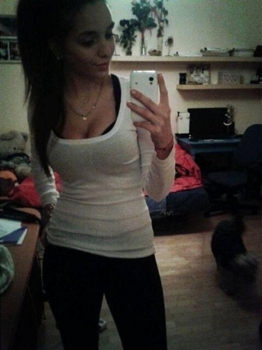 Девушки из польских соцсетей (17 фото) Девушки, Клубничка, длиннопост