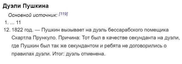 Пушкин и дуэли Пушкин, Дуэль, Спор
