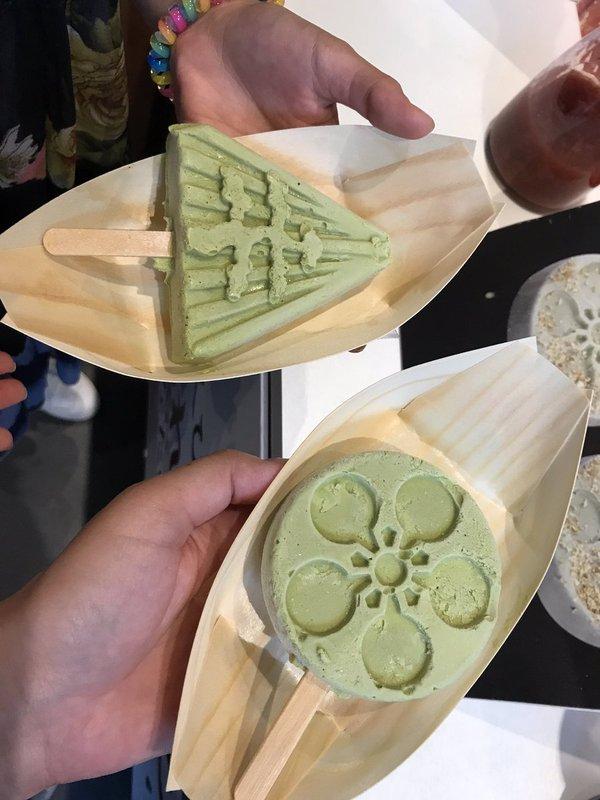 В Японии создали мороженое, которое не тает даже под горячим воздухом из фена мороженое, ученые, длиннопост