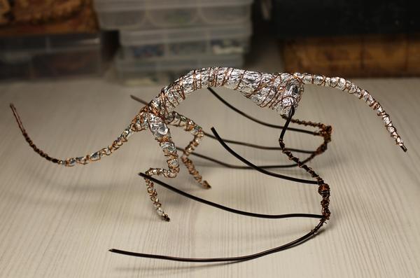 Виверн рукоделие с процессом, дракон, виверна, полимерная глина, handmade, Игра престолов, лепка, скульптура, длиннопост
