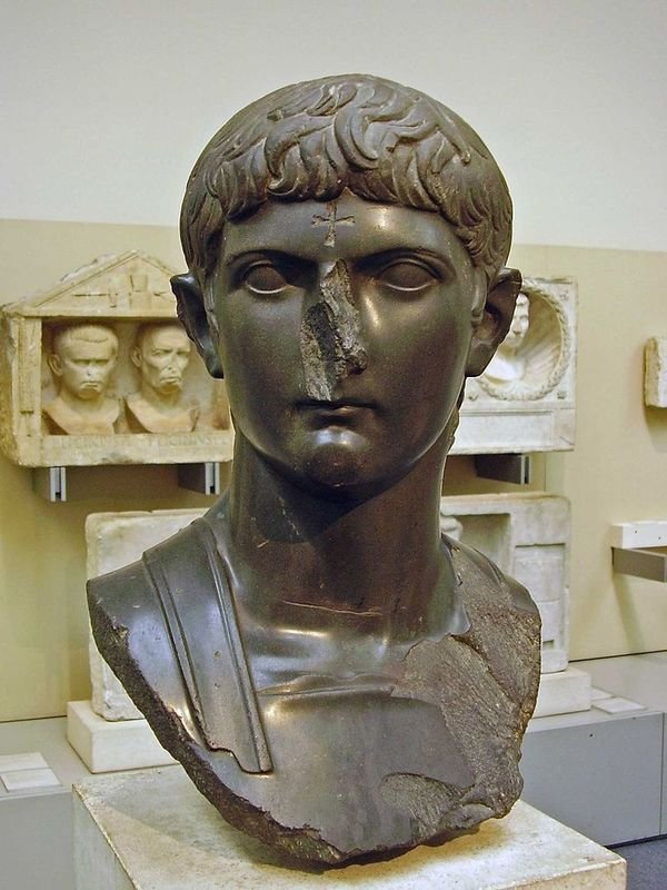 Римская месть. Древний Рим, Германик, месть, германские племена, история, длиннопост