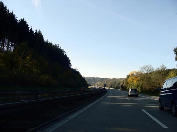 Дороги Германии дорога, путешествия, Германия, длиннопост