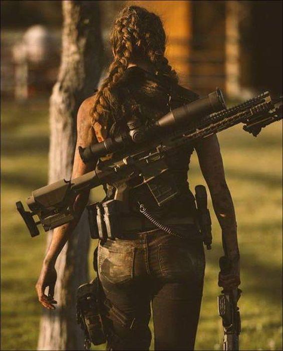 Немножко оружейного Оружие, танки, длиннопост