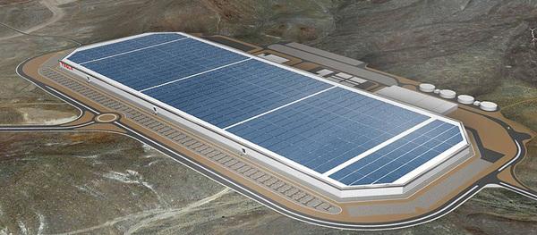 Terra E Holding анонсировала строительство Gigafactory в Германии Gigafactory, tesla