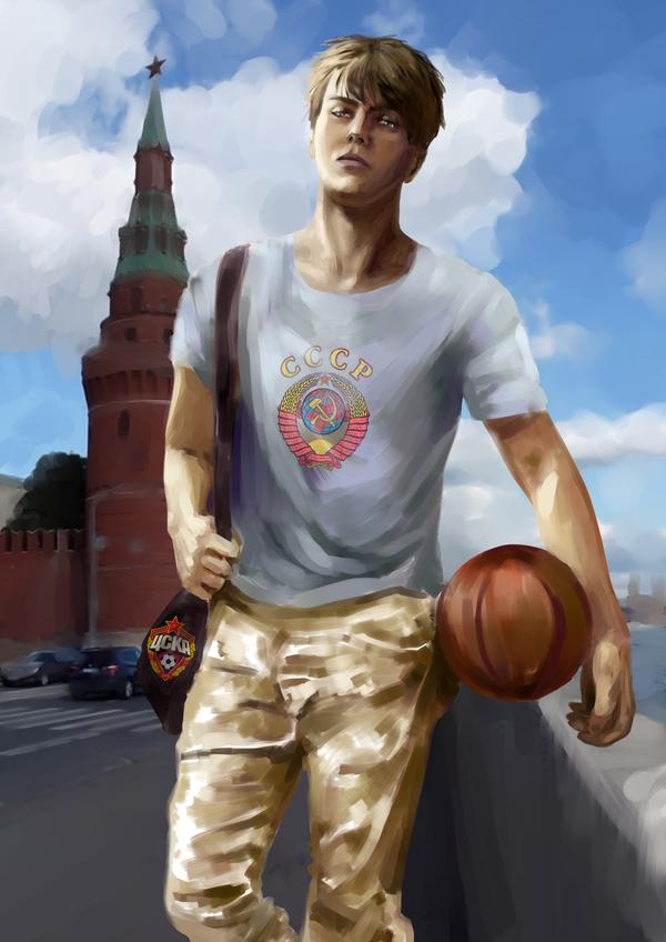 """Федосей Воротилов: Картинки к """"Оголёным запискам"""" - Москвич"""