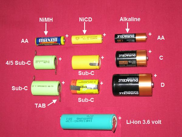 Про аккумуляторы и батарейки. Ликбез для гуманитариев. аккумулятор, ликбез, видео, длиннопост