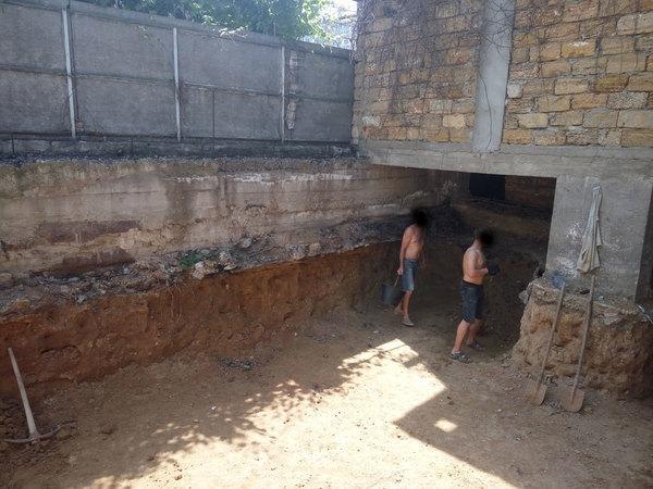 Нужен подвал и точка Строительство, подвал, маразм, Одесса