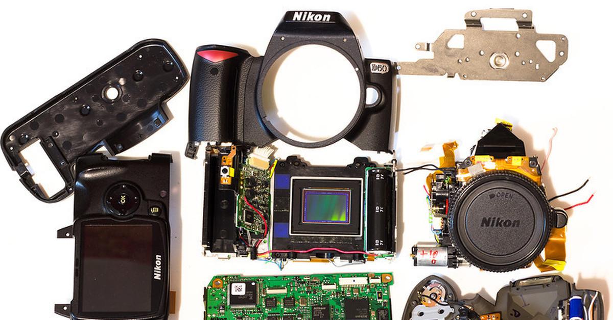 иногда даже неисправности цифровых фотоаппаратов может