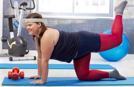 Как и на сколько можно похудеть с помощью спорта.