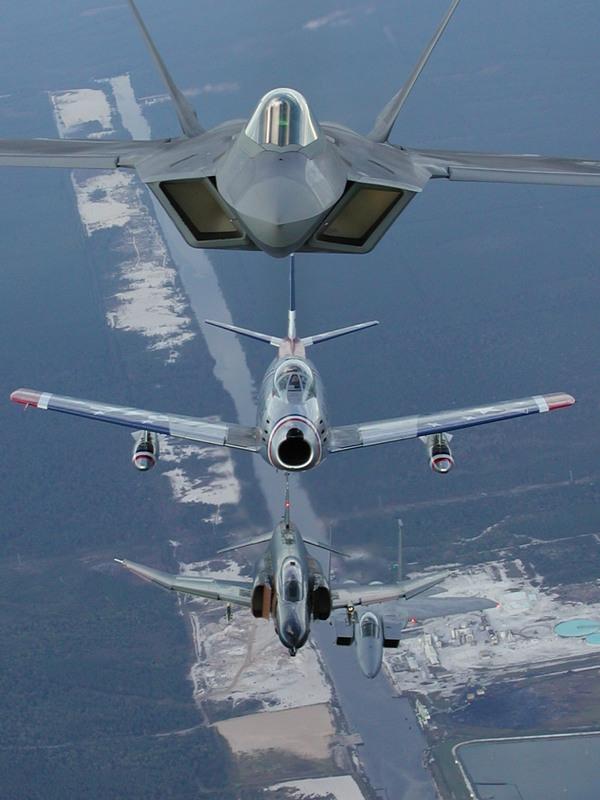 Пять поколений авиация, авиация США, самолет, длиннопост