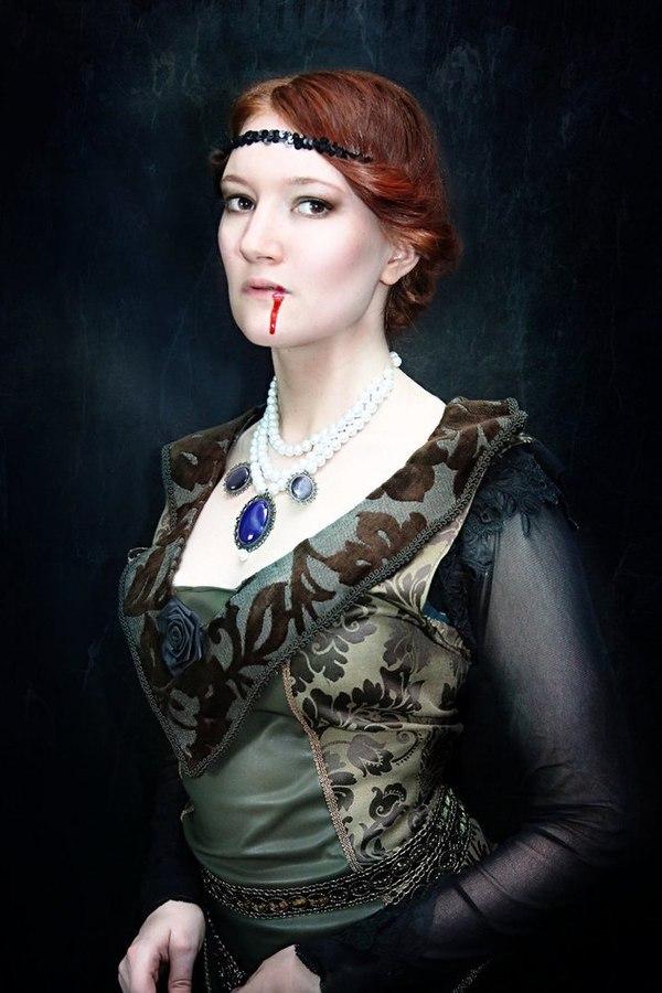Ориана ведьмак, ориана, Косплей, русский косплей, вампиры, длиннопост