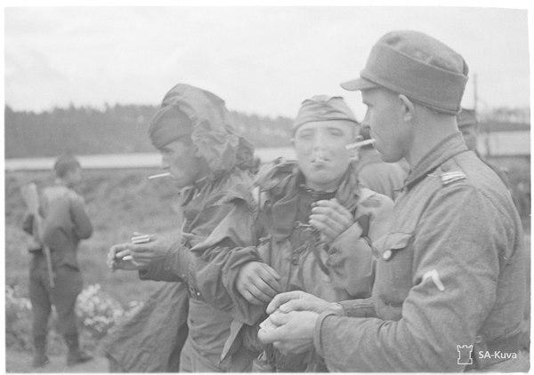 Лапландская война в фотографиях. Вторая Мировая война, Третий Рейх, Финляндия, Война, фотография, СССР, длиннопост
