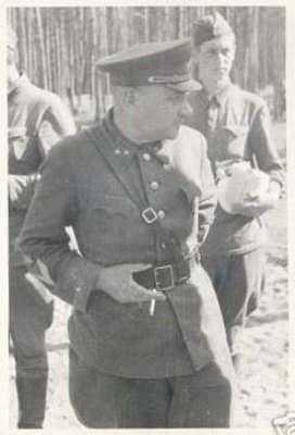 Допрос генерала Потапова. Плен, Герой, Допрос, Великая Отечественная война, Чтобы помнии, длиннопост