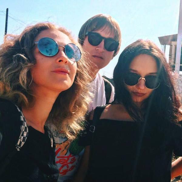 В Якутске участницу Pussy Riot Марию Алёхину задержала полиция. pussy riot, якутск, алехина, Сенцов