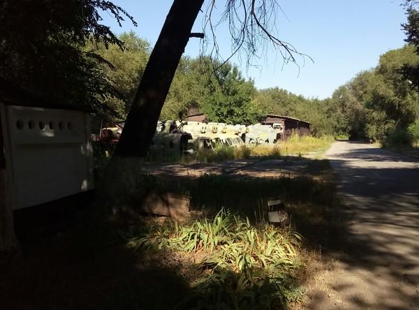 Гулял я тут как-то по территории... Часть 2. Вертолёт, территория, прогулка, фотография, печаль, длиннопост