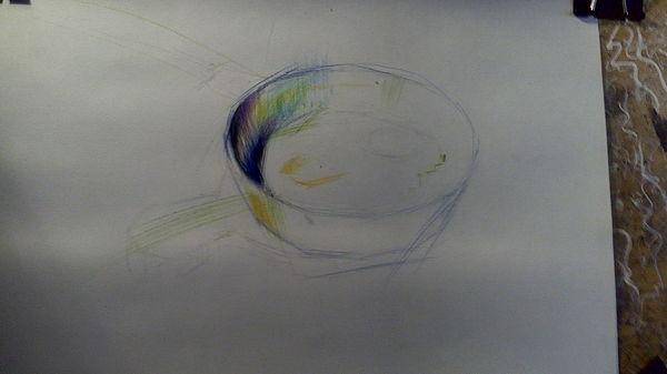 Натюрморт рисунок, графика, рисунок карандашом, еда, длиннопост