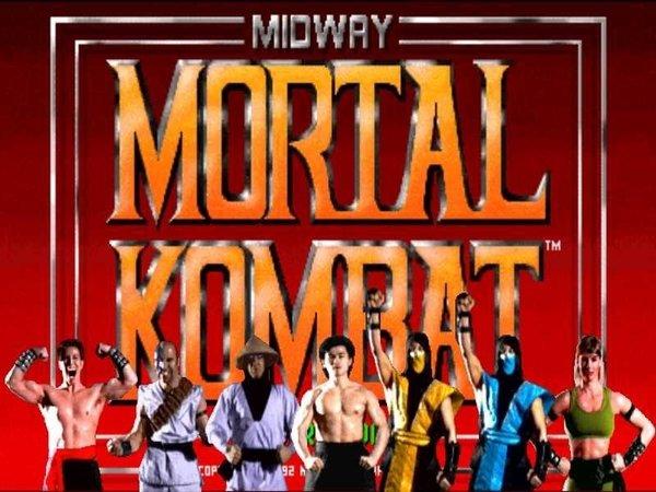 Mortal Kombat - 25 лет! игры, ретро, 90-е, Mortal kombat