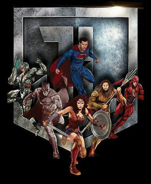 Новые промо-арты Лиги Справедливости dc, комиксы, арт, промо, лига справедливости, супермен