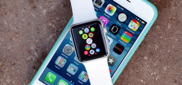 Независимость Apple Watch от iPhone apple watch, новости, iphone