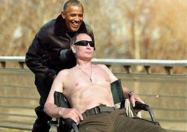 Обама нашёл работу.