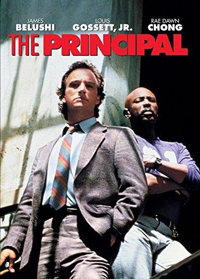 """Советую посмотреть """"Директор / The Principal"""" (1987) Директор, The Principal, Джеймс Белуши, Фильмы"""