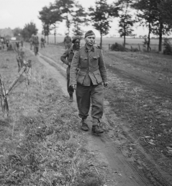 Плен Бельгия, фотография, немец, голландцы, вторая мировая война