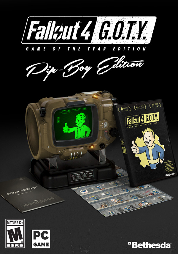 Fallout 4: Game of the Year Edition Fallout, Fallout 4, Игры