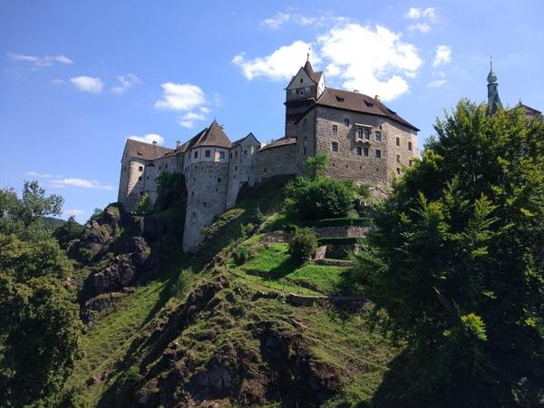Прага, или снова в замок Чехия, автопутешествие, история, длиннопост, замок