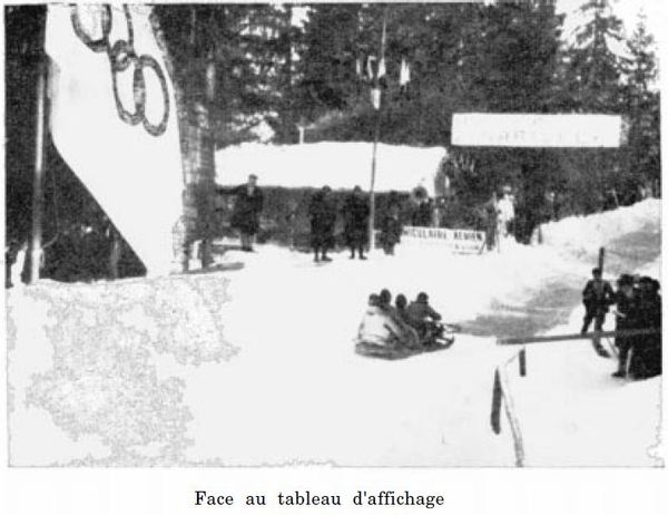 Зимние Олимпийские игры 1924 и бобслей на них зимние олимпийские игры, Первые Зимние Олимпийские игры, бобслей, длиннопост