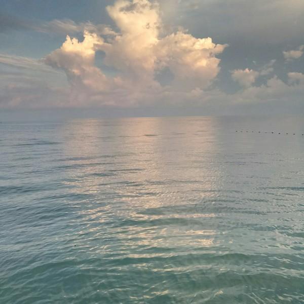 Я слишком сильно люблю море Черное море, Природа, Одесса, Закат, Рассвет, Длиннопост