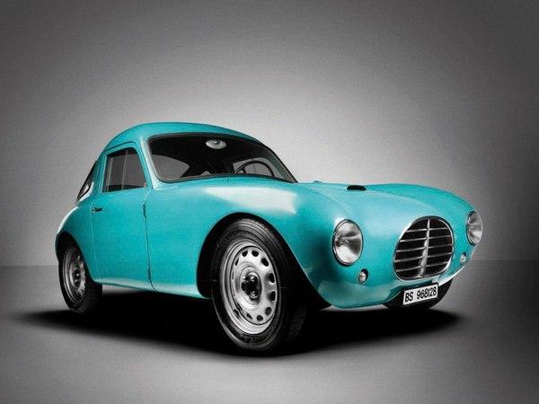 Bizzarrini 500 Macchinetta авто, ретро, длиннопост