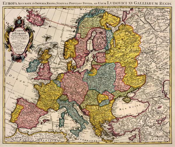 Граница Европы и Ислам ислам, европа, христианство, религия, длиннопост
